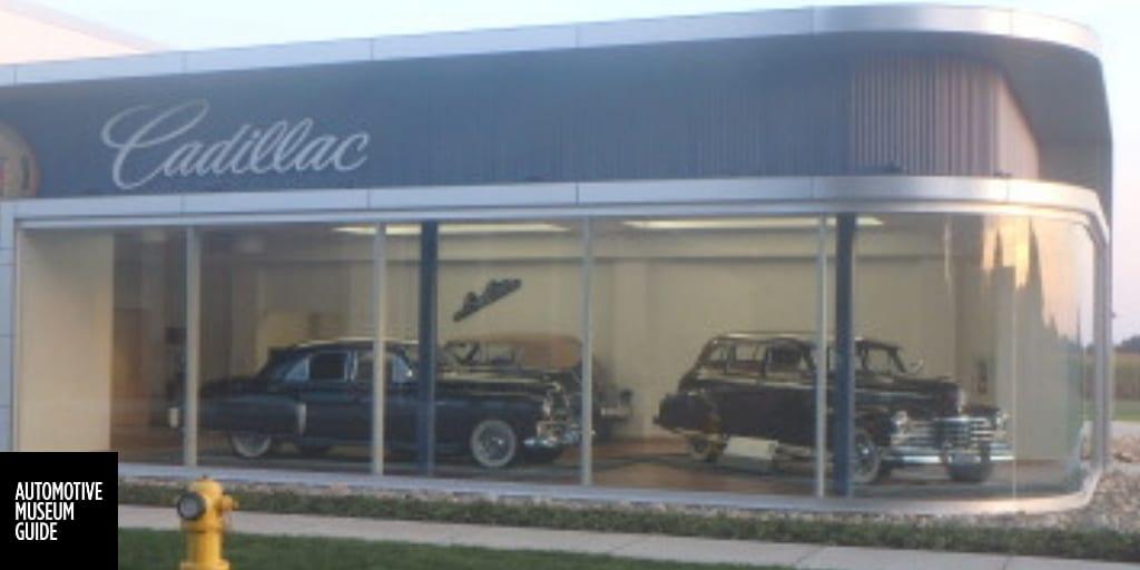Cadillac LaSalle Museum