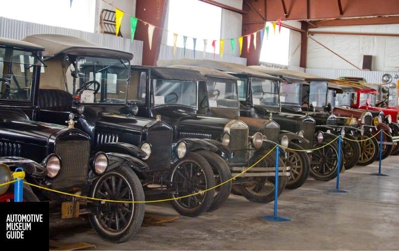 Bonanzaville USA - automotive museum guide