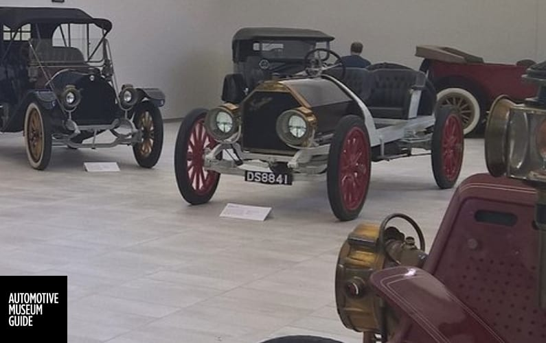 Frick Car & Carriage Museum