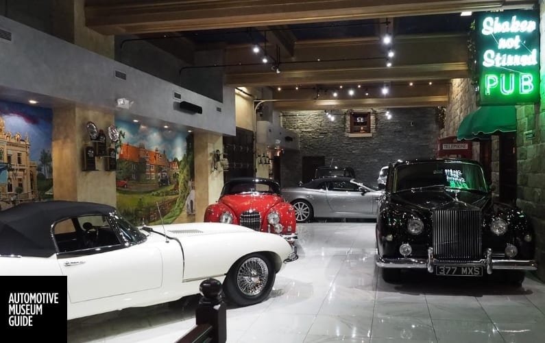 Lenny's Classic Car Collection