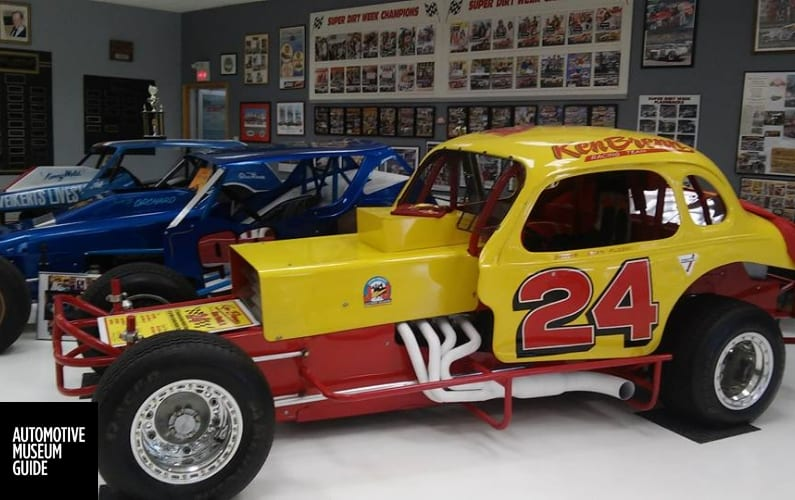 Dirt Motorsports Hall of Fame Classic Car Museum