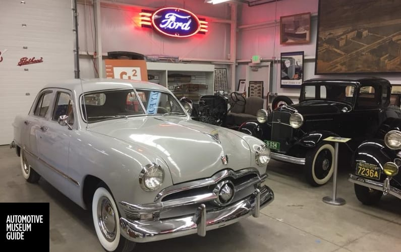 Early Ford V-8 Foundation Museum