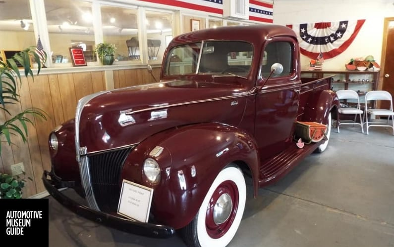 Terrill Antique Car Museum