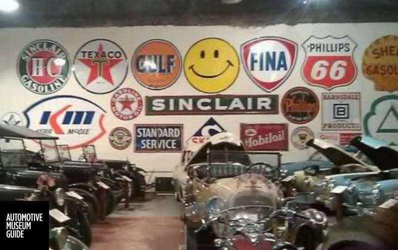 Mike Fuller Auto & Gas Museum