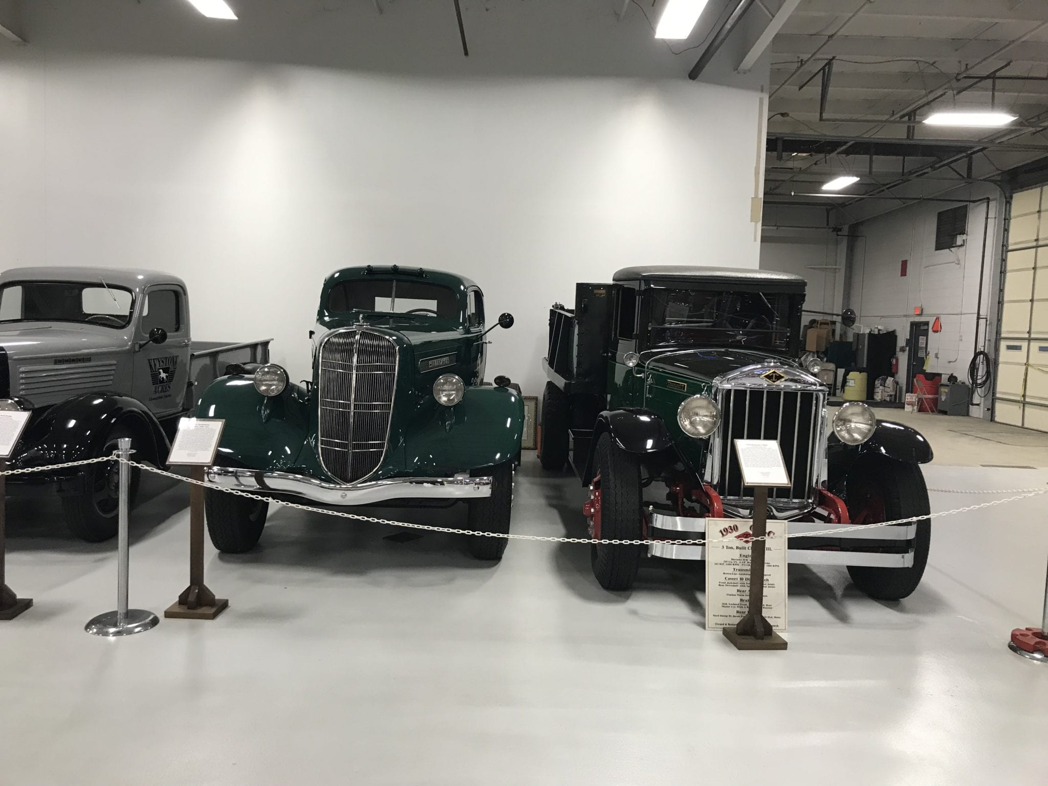 keystone truck and tractor museum