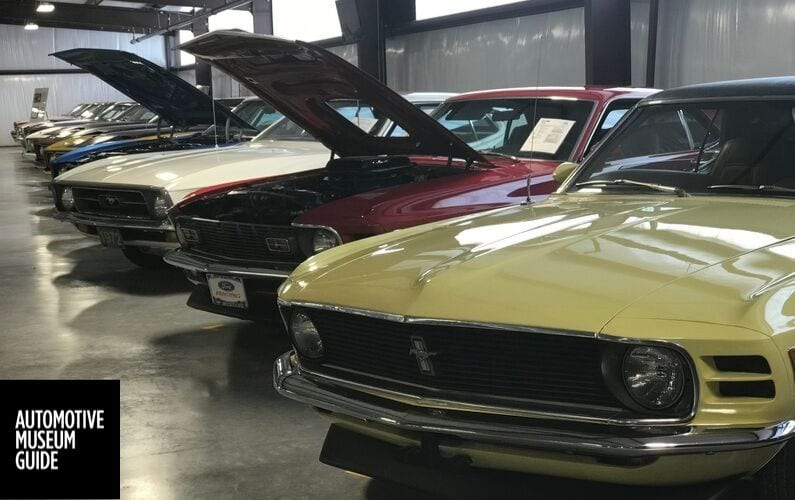 Visiting the Mustang Museum of America